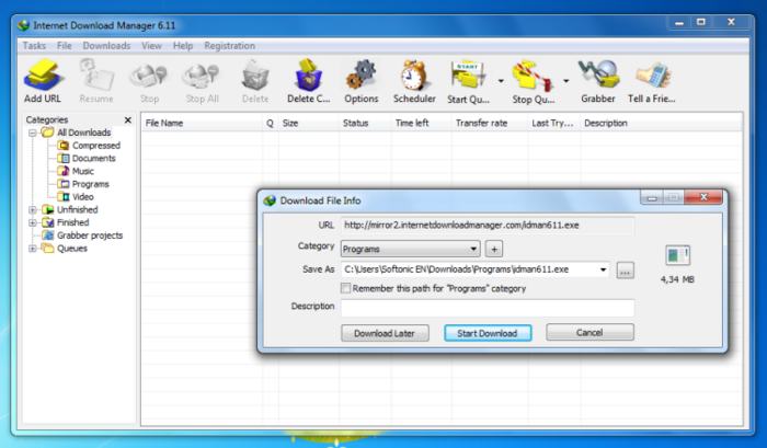 Internet Download Manager 6.28 Build 1 Patch Download 2017