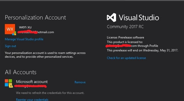 visual studio 2017 download with crack