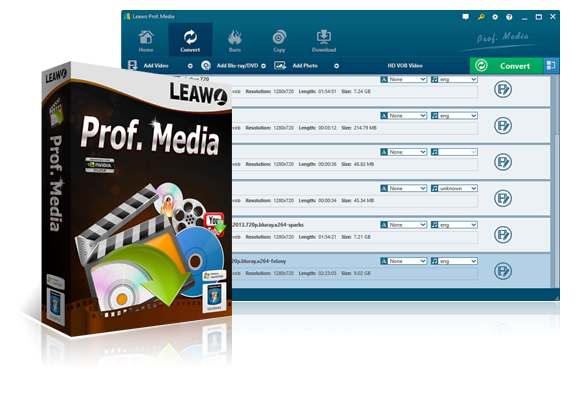 Leawo Total Media Converter Ultimate Registration Code is the world's first-class video converter software. It allows converting videos that you download or capture from the internet. It helps to decorate video exceptional and sound high-quality of low-resolution movies.