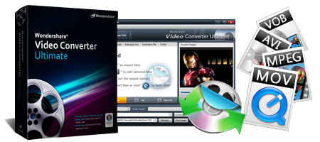 Wondershare Video Converter Ultimate 9.0.3 Crack + Registration Code [Latest]