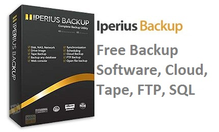 Iperius Backup 5.7.0 Crack + Keygen Free Download [Latest]
