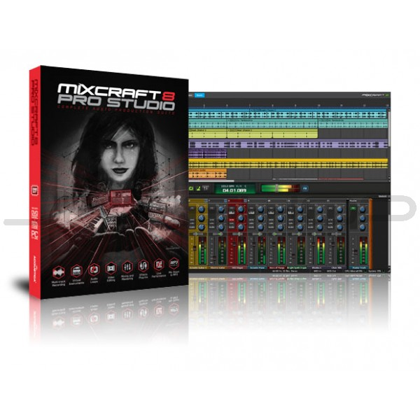 mixcraft 8 free serial code