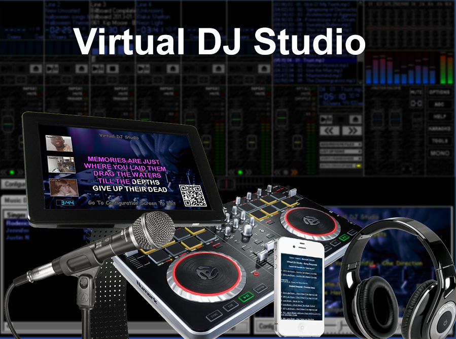 virtual dj serail