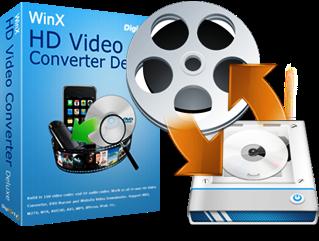 WinX HD Video Converter Deluxe 5.16.1.332 Crack + Serial Key 2020 – S J Crack