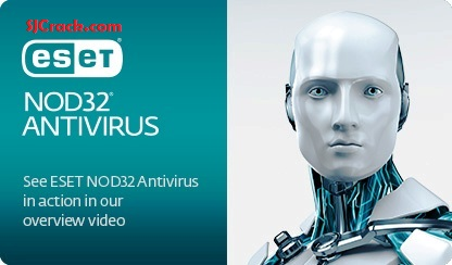 ESET NOD32 Antivirus 11.2.49.0 Crack + License Key 2018 [Latest]