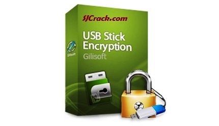 GiliSoft USB Stick Encryption 6 Crack + Serial Key Full Version