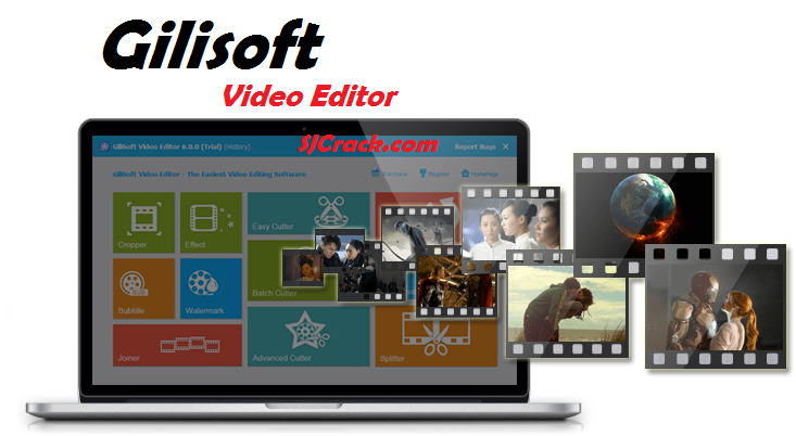 Gilisoft Video Editor 8 Crack + Serial Key Free Download