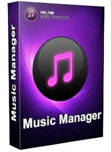 Helium Music Manager 12.4 Crack Premium Free Download