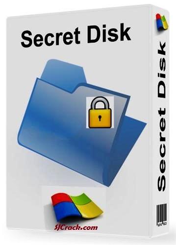 Secret Disk PRO 4 Crack + Serial Key Free Download