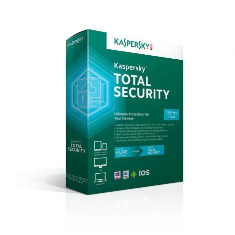 Kaspersky Total Security 2018 Crack Lifetime Activation Code