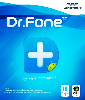 Wondershare Dr.Fone 9.5.4 Crack Toolkit For Android 2018