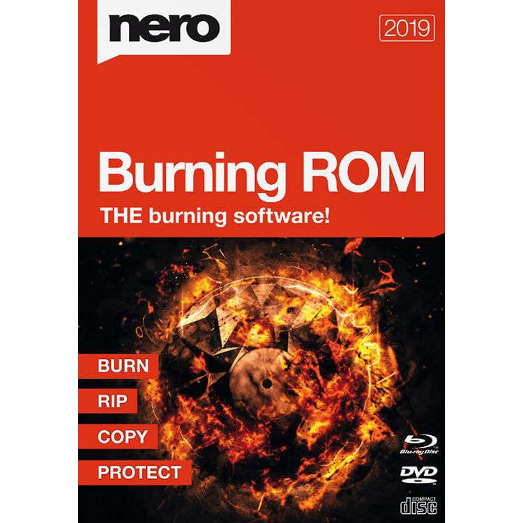 Nero Burning ROM 2019 registration code